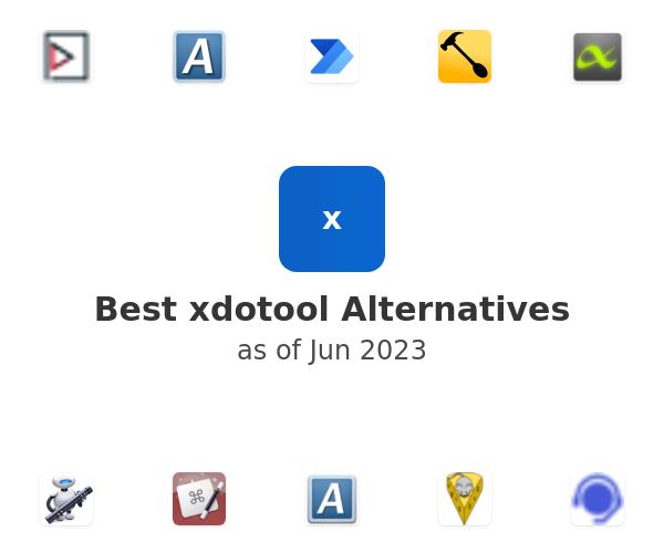 Best xdotool Alternatives