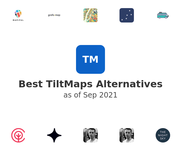Best TiltMaps Alternatives