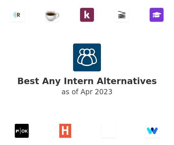 Best Any Intern Alternatives