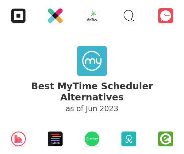 Best MyTime Scheduler Alternatives