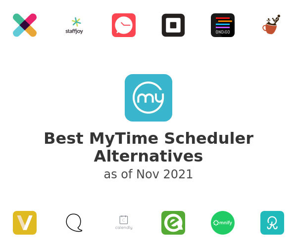 Best MyTime Scheduler Alternatives