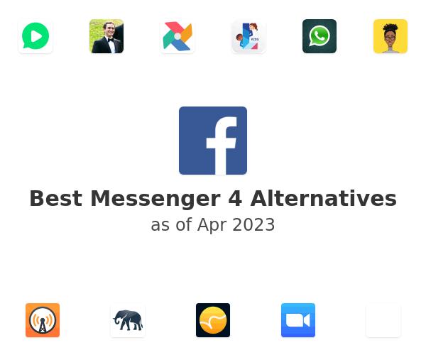 Best Messenger 4 Alternatives
