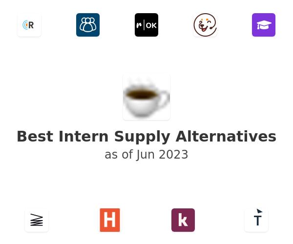 Best Intern Supply Alternatives