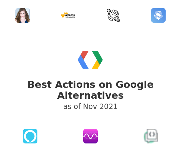 Best Actions on Google Alternatives