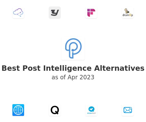 Best Post Intelligence Alternatives