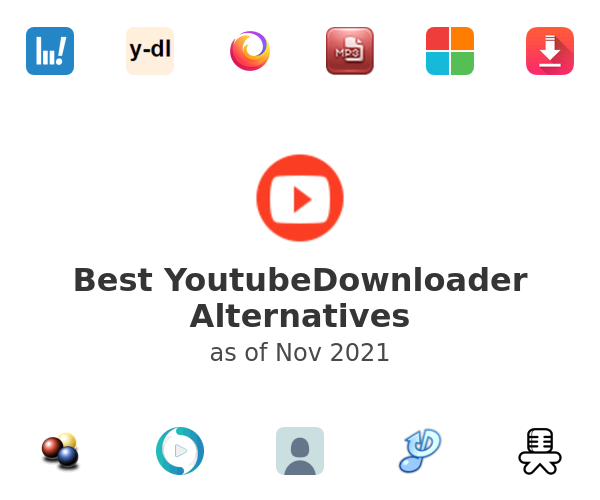 Best YoutubeDownloader Alternatives