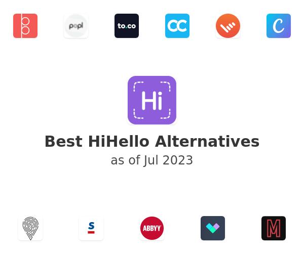 Best HiHello Alternatives