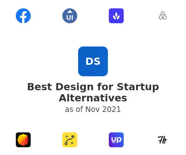 Best Design for Startup Alternatives