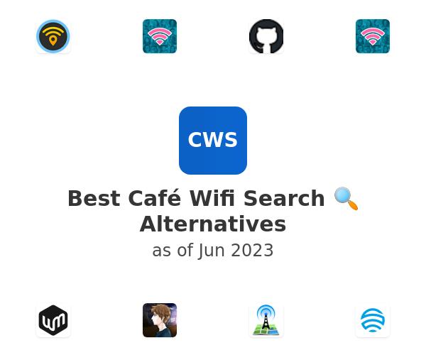 Best Café Wifi Search 🔍 Alternatives
