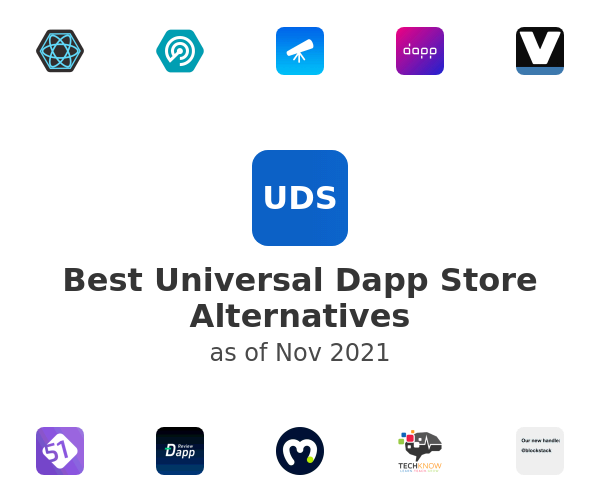 Best Universal Dapp Store Alternatives