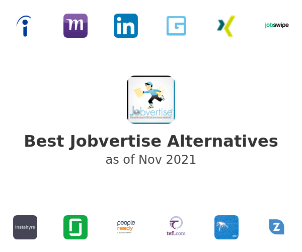 Best Jobvertise Alternatives
