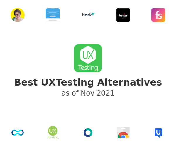 Best UXTesting Alternatives