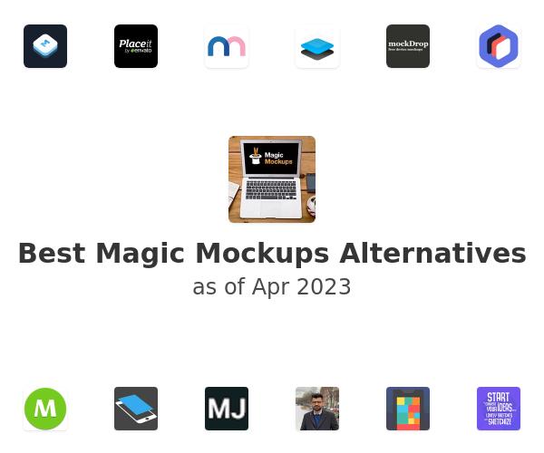 Best Magic Mockups Alternatives