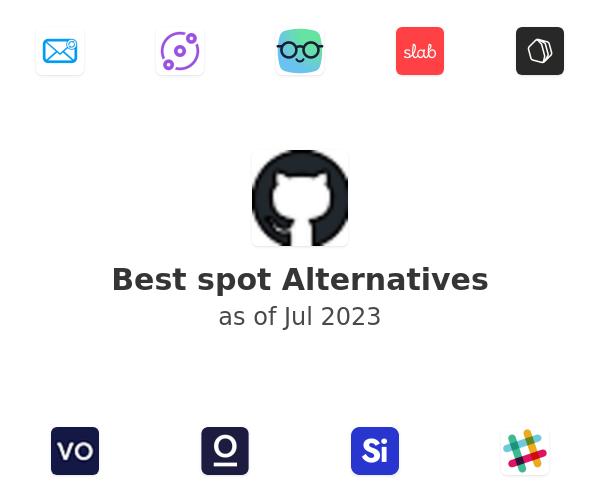 Best spot Alternatives