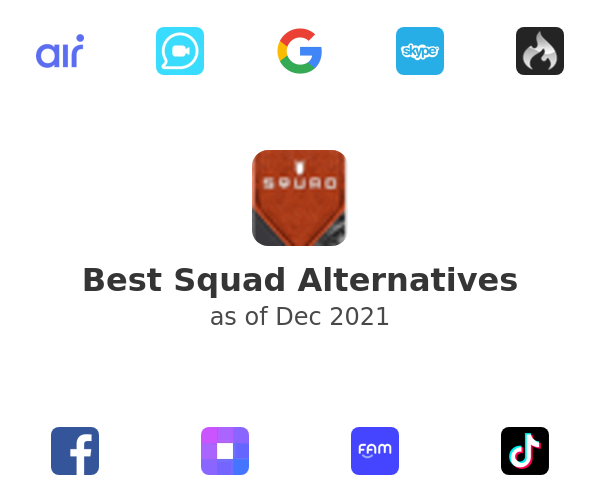 Best Squad Alternatives