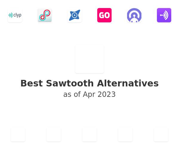 Best Sawtooth Alternatives