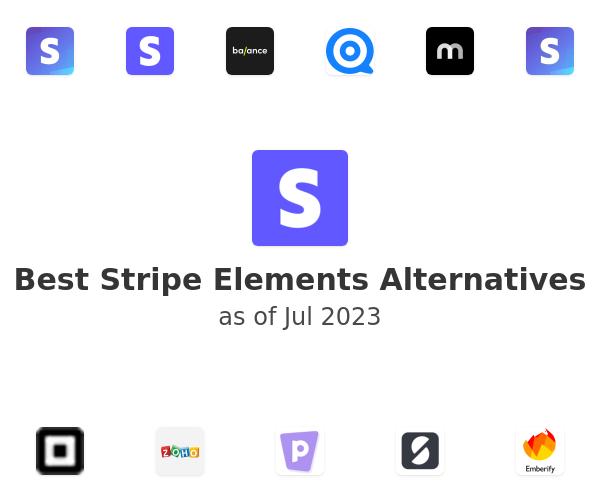 Best Stripe Elements Alternatives