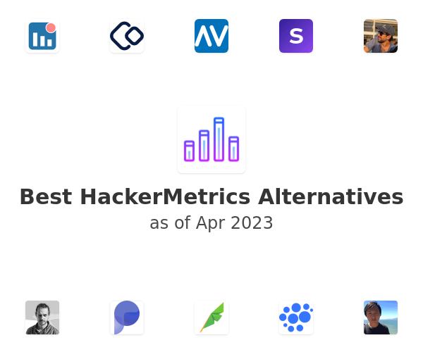 Best HackerMetrics Alternatives