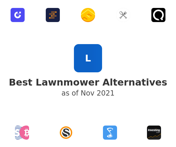 Best Lawnmower Alternatives