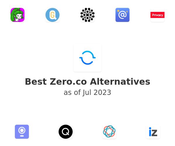 Best Zero Alternatives