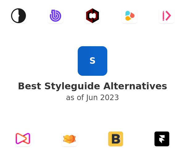 Best Styleguide Alternatives