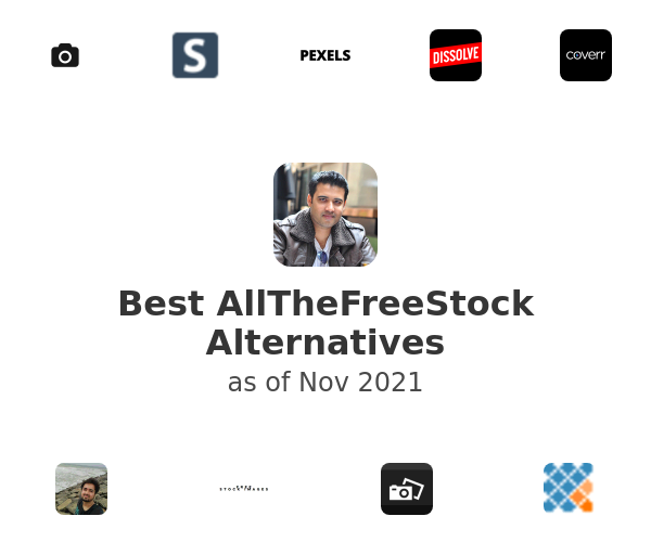 Best AllTheFreeStock Alternatives