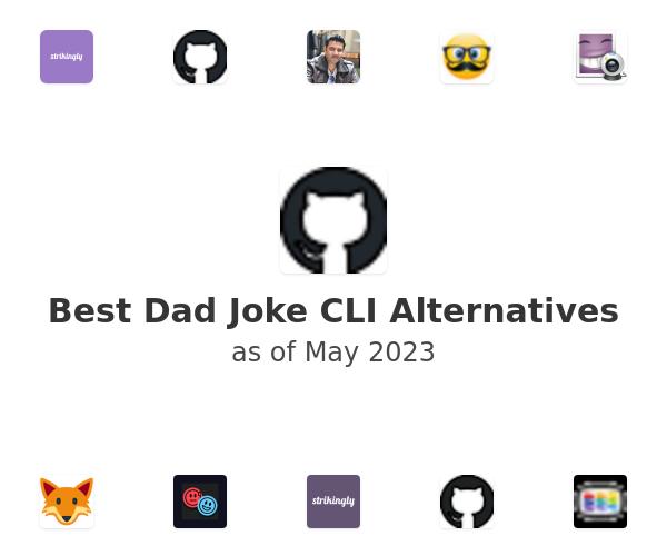 Best Dad Joke CLI Alternatives