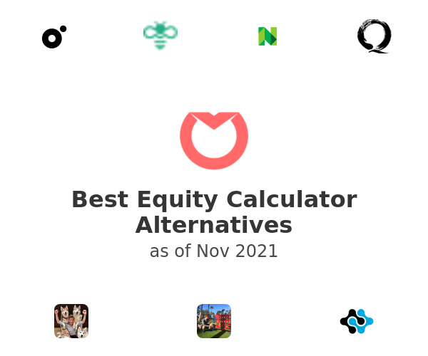Best Equity Calculator Alternatives