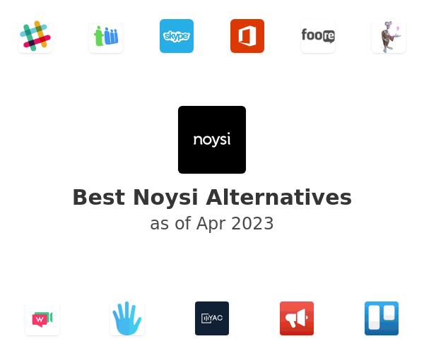 Best Noysi Alternatives