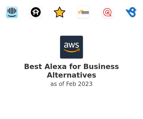 Best Alexa for Business Alternatives