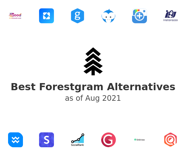 Best Forestgram Alternatives