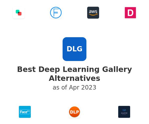 Best Deep Learning Gallery Alternatives