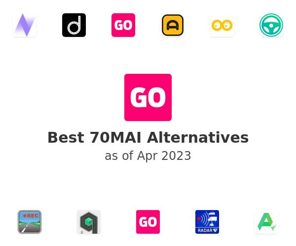 Best 70MAI Alternatives
