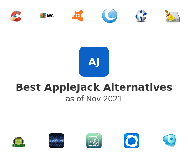 Best AppleJack Alternatives