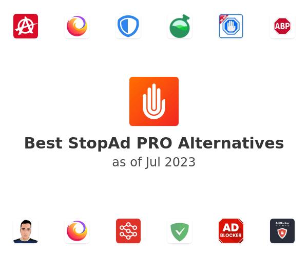 Best StopAd PRO Alternatives