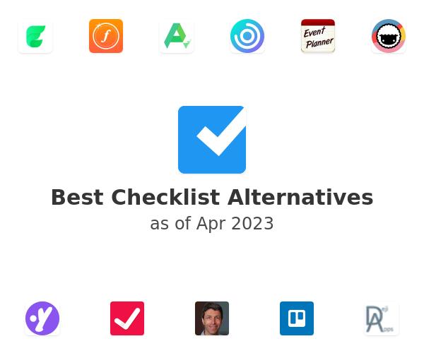 Best Checklist Alternatives