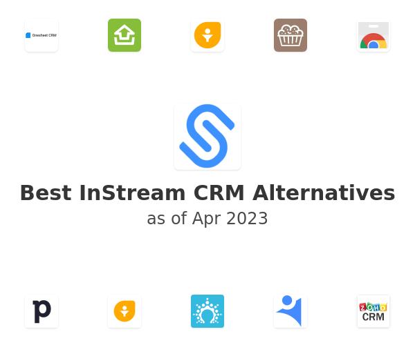 Best InStream CRM Alternatives