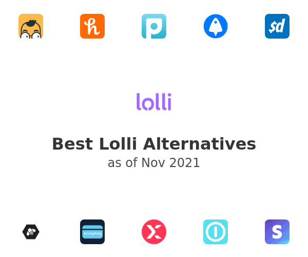 Best Lolli Alternatives