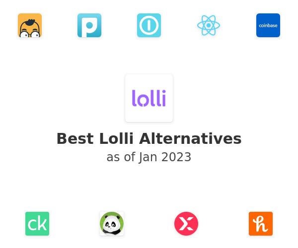 Best Lolli Alternatives