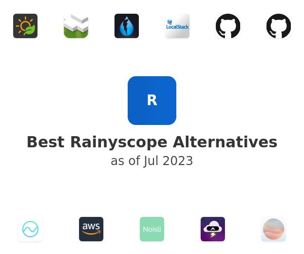 Best Rainyscope Alternatives