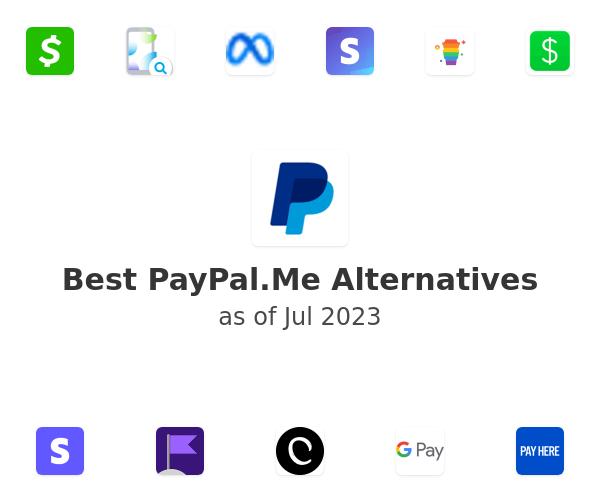 Best PayPal.Me Alternatives