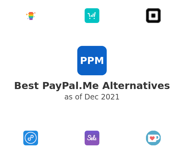 Best PayPal.Me Alternatives