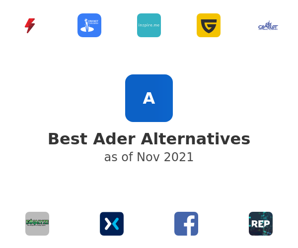 Best Ader Alternatives
