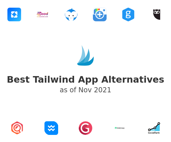 Best Tailwind Alternatives