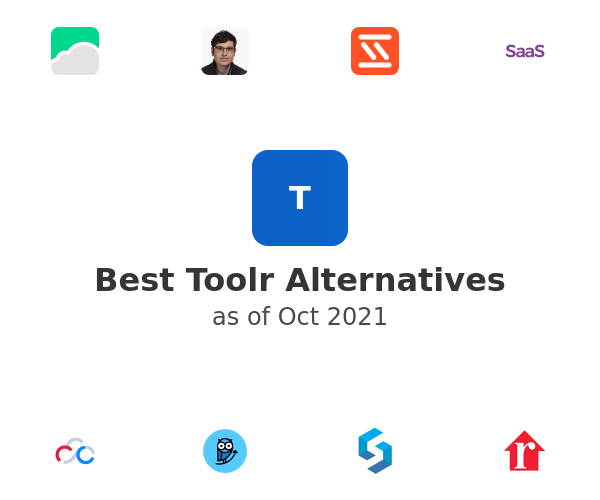 Best Toolr Alternatives