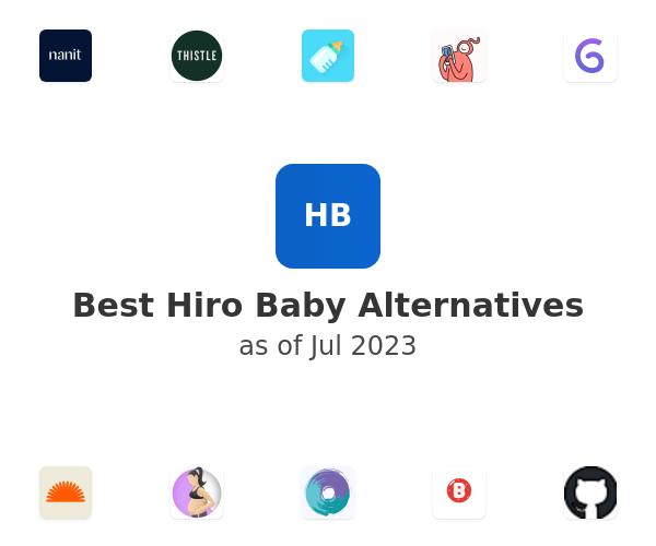 Best Hiro Baby Alternatives