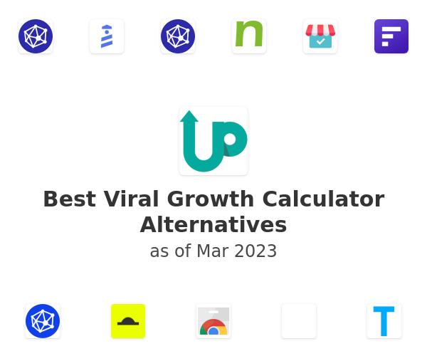 Best Viral Growth Calculator Alternatives