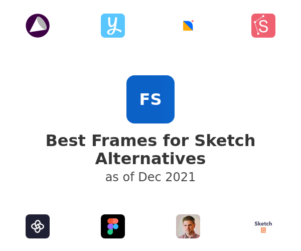 Best Frames for Sketch Alternatives