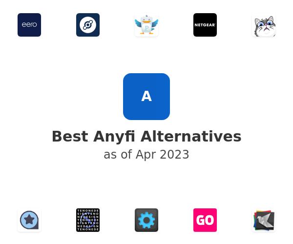Best Anyfi Alternatives