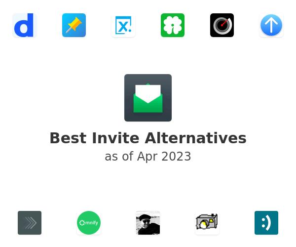 Best Invite Alternatives